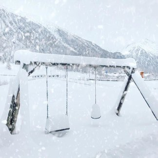 Čerstvý sníh v Itálii. Konečně! - © Livigno Facebook