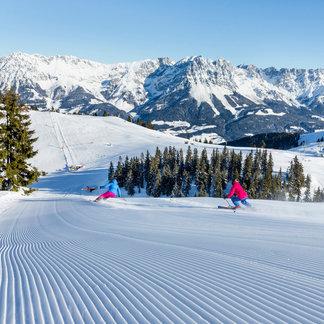 Top Bedingungen in der SkiWelt Wilder Kaiser-Brixental - © Anita Baumgartner