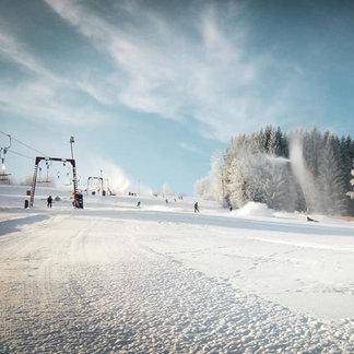 Leden 2020 na českých horách - © facebook | Skiareál Kamenec - Snowhill