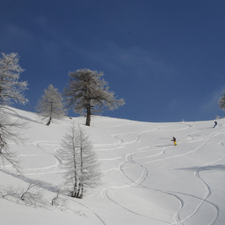 Bardonecchia, Piemonte - Neve fresca Gennaio 2013 - © Colomion Spa