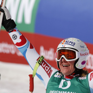 Ski-WM 2013: Abfahrt der Frauen - © Alexis Boichard / Agence Zoom