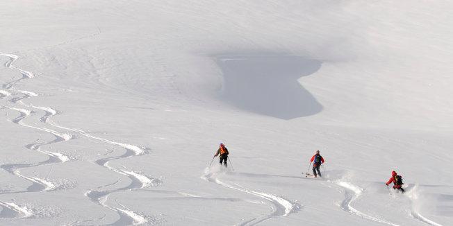 Skitouren in den Kitzbüheler Alpen - © Nobert Eisele-Hein