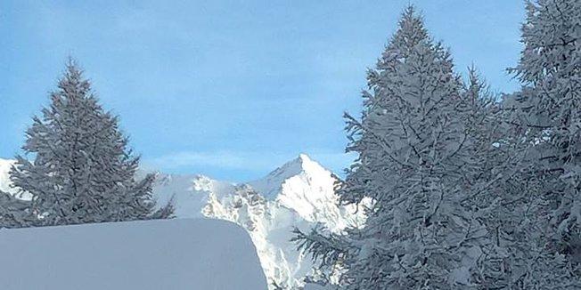 Konečne čerstvý sneh v Taliansku (zač.februára 2019) - © Bardonecchia Ski Facebook