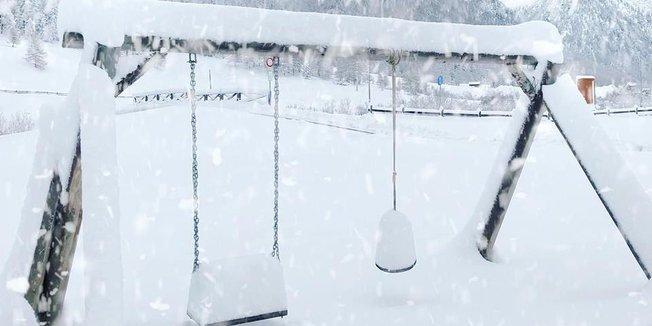 Finalmente Big Snow sulle Alpi Italiane! 1-4 Febbraio 2019 - © Livigno Facebook