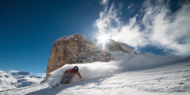 Tutta la neve di Febbraio 2019 - © San Martino di Castrozza Facebook