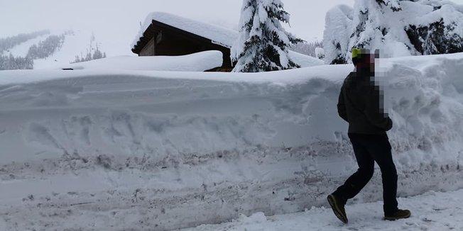 Un weekend coi fiocchi! Ancora neve sulle nostre Alpi! 23-24 Novembre 2019 - © Comune di Sestriere Facebook