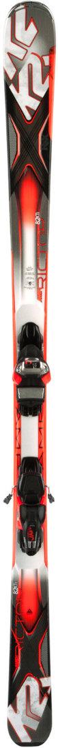 K2 - AMP Rictor 82 XTi  - © nskiv/wintersport.nl