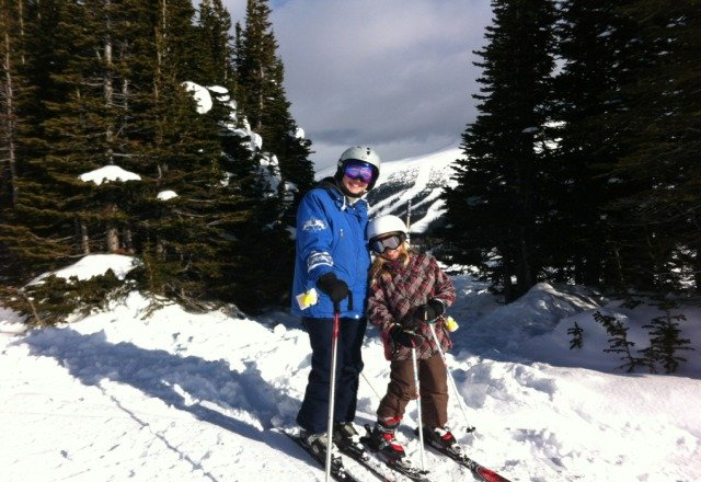 sunshine village is a great place to be my wife and my daughter love it there