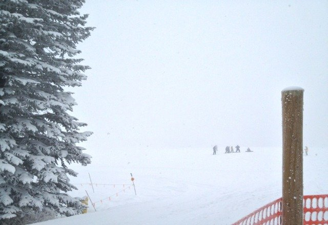 Fantastic Day on tue Mountain!! tons of Fresh Powder and lots of Fun!!