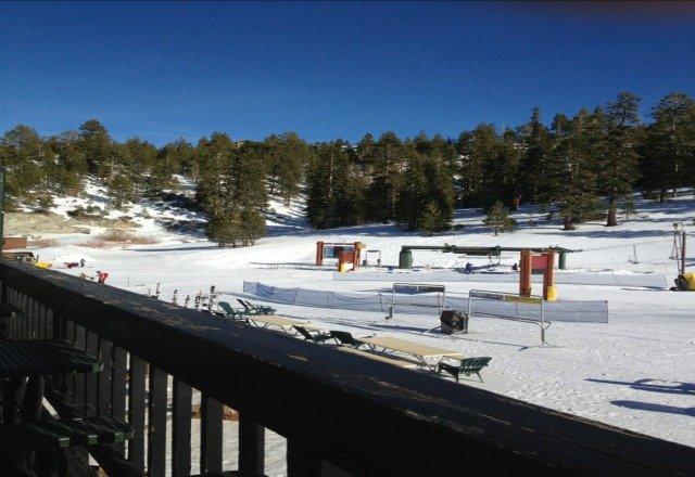 gorgeous day @boulderlodge #skiheavenly