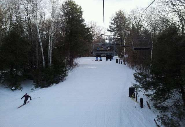 Went today (1/8/13) and it was a good day. Typical Butternut conditions... Packed powder with some hard spots. Dipsy had some