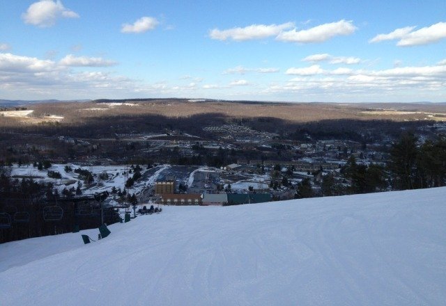 Fantastic conditions today @ wisp - no lines. Midweek madness deal at resort is even better!