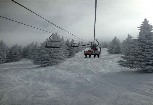 awesome day of powder!