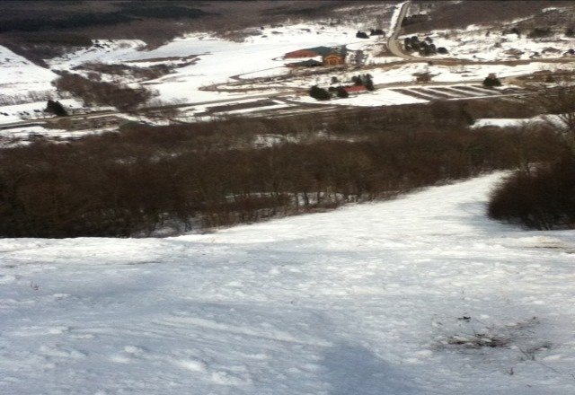 nice day olympian was open