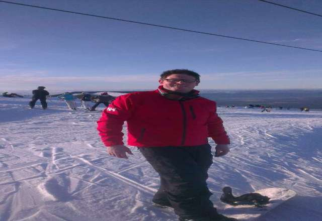 Amazing Weather today although ? bit crispy in the morning ! great slopes and amazing people! @blacksharrogate
