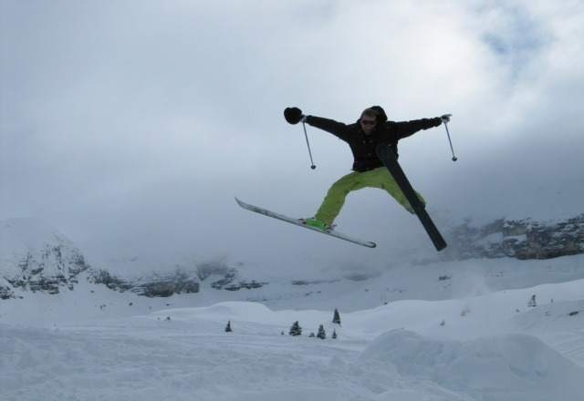best day at alta!