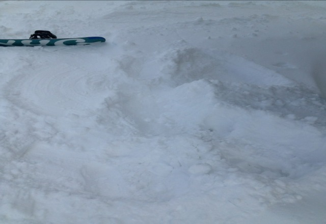 sunday was just amazing for this late im the season. great pow and fresh groomed runs.