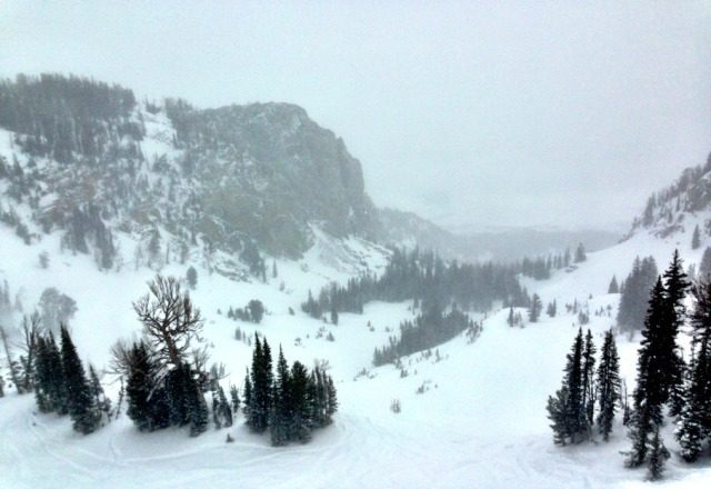 Epic snow fall for late March has healed the mountain!!!