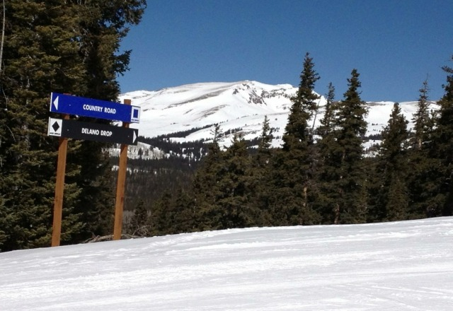 Beautiful day and awesome skiing at EP yesterday!  Looking forward to more of the same today!