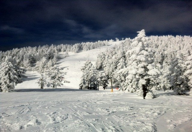 Great day after a foot of fresh snow!