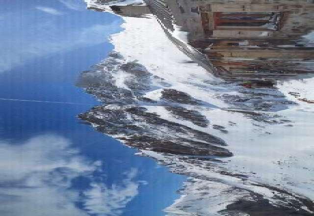 bien mieux la qu'au boulot! super journee avec de la neige au top sur le dans le glacier de la girose.