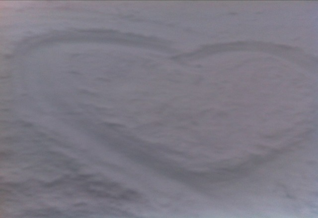 love snow! 17/2/13