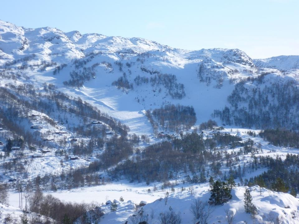 Gilja Alpin ski resort