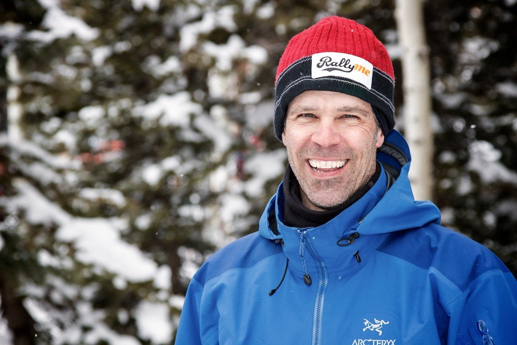 Sam Flickinger: Former Editor of Ski Racing Magazine, current technical writer - © Liam Doran