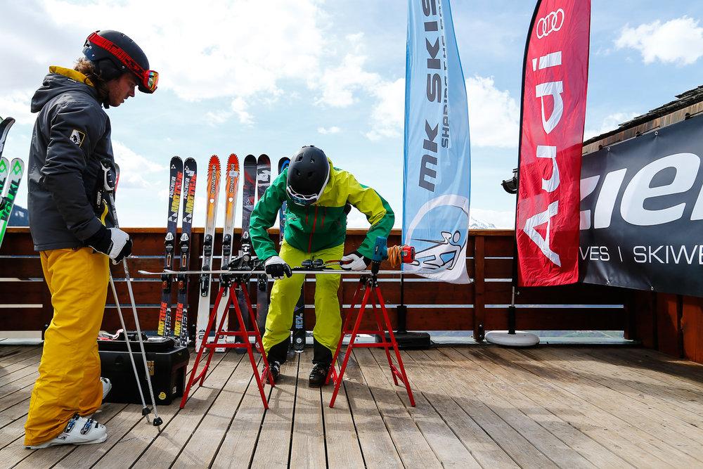 Come scegliere il vostro prossimo paio di sci?