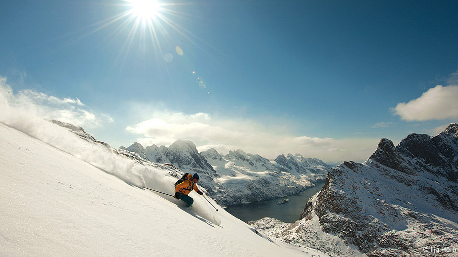Ticket to ride: Grönland - © Ilja Herb