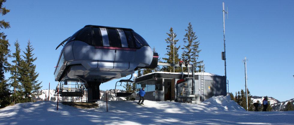 Skigebiet Balderschwang - © Skilifte Balderschwang