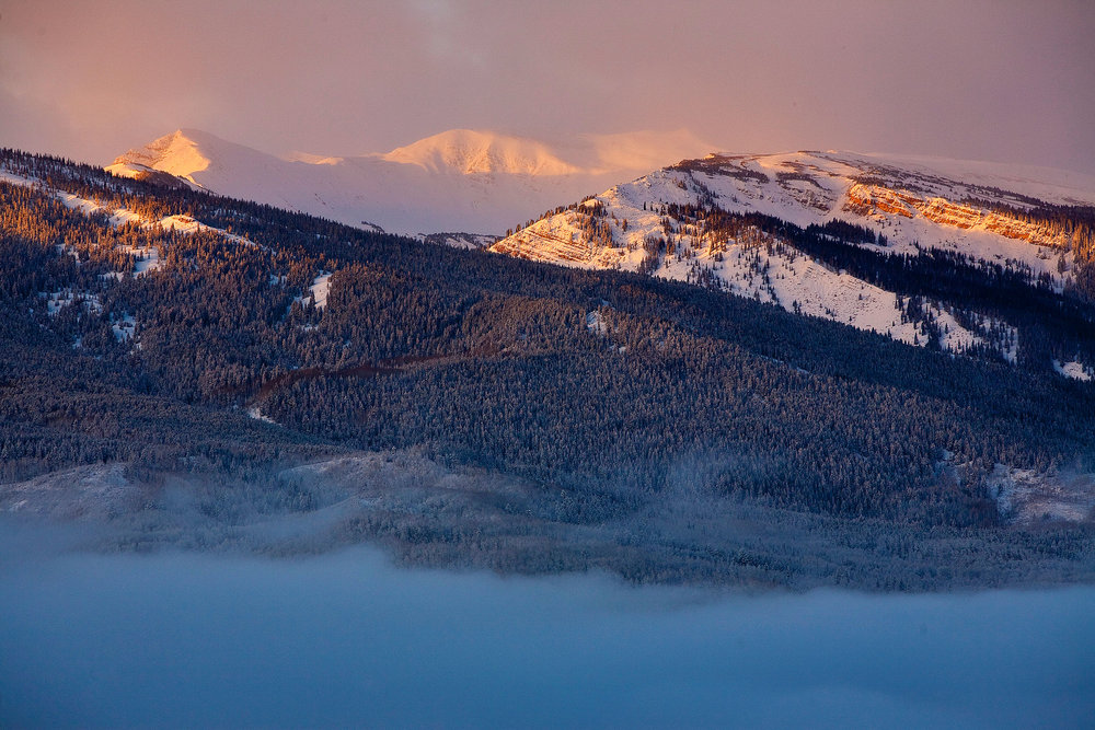 Aspen/Snowmass has now seen more than 30 inches of snow in October.  - © Jeremy Swanson