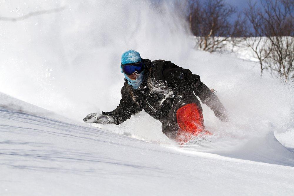 Moro for snowboardere og skikjørere - © Strandafjellet