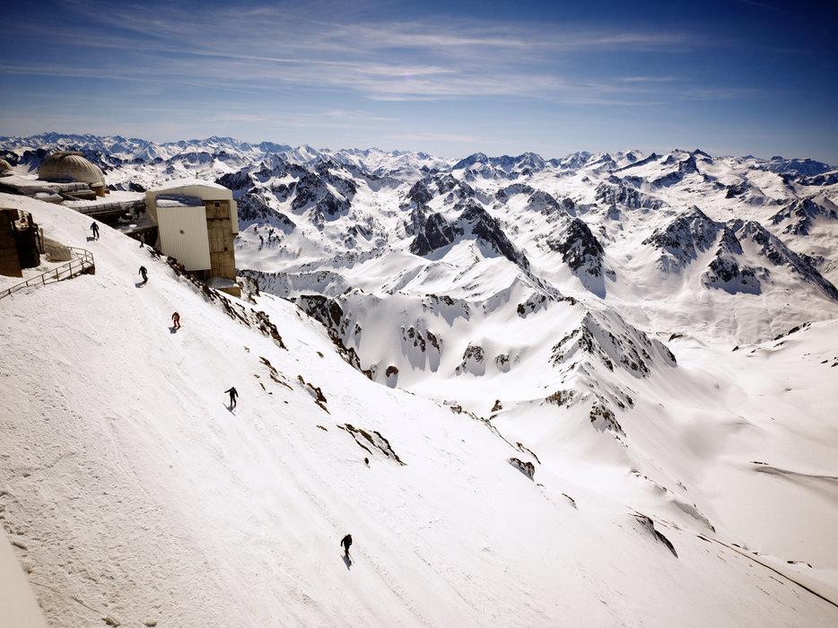 Pic du Midi, Pyreneje, Francúzsko - © Pic du Midi Ski Centre