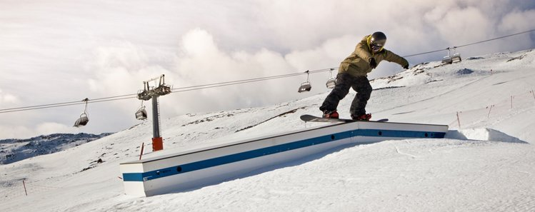 Val d'Utimo - Snowpark - © Ultental.it