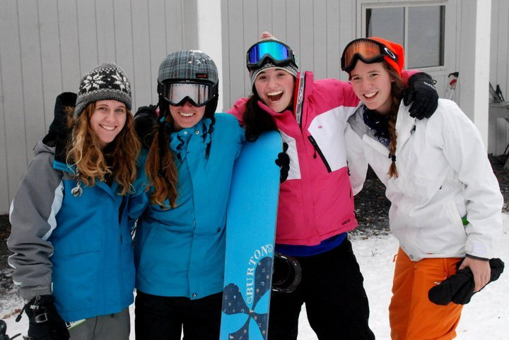Make skiing a tradition in your family. - © The Homestead Ski Area