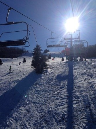 Unreal sunny day. Many people here. Use the back side of n face lift.  Haters up yours!!!!! We are having fun without you.