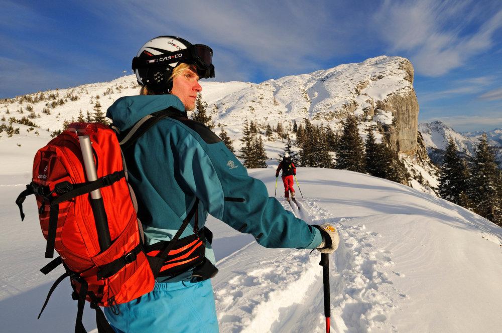 Skitour zum Dürrnbachhorn - © Norbert Eisele-Hein