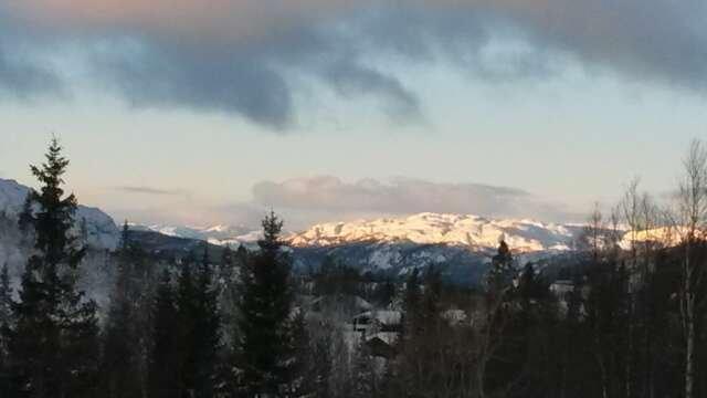 Vakkert i fjellet. Derimot:Fullt kaos mht parkering. Ingen dirigering av trafikk og skilt vedr parkeringsbegrensninger førte til kaotiske tilstander langs hovedveien.Det virker også merkelig at flere hovedheiser og bakker ikke var åpnet i dag. Over 20 min heiskø er ikke attraktivt.Gaustablikk har mye å jobbe med for å kunne konkurrere med de beste skidestinasjoner i Norge.