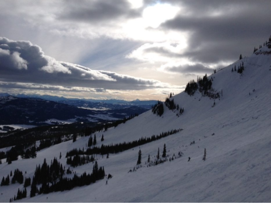 Great day at Bridger, definitely worth the drive. excited for the new snow coming tomorrow!