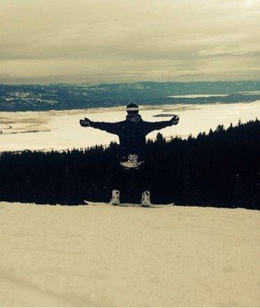 Not too bad for early season skiing.  Fun times!