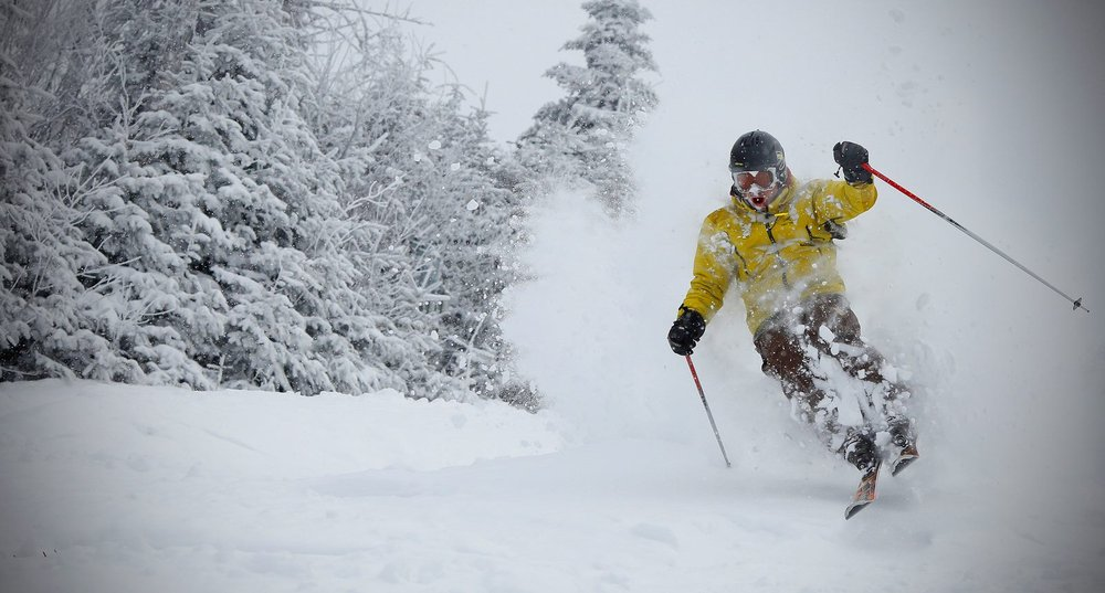 Deals so exciting, you won't be able to hide it. - © Mont Tremblant
