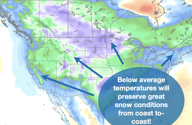 Forecast, weekend of Dec. 6, 2013
