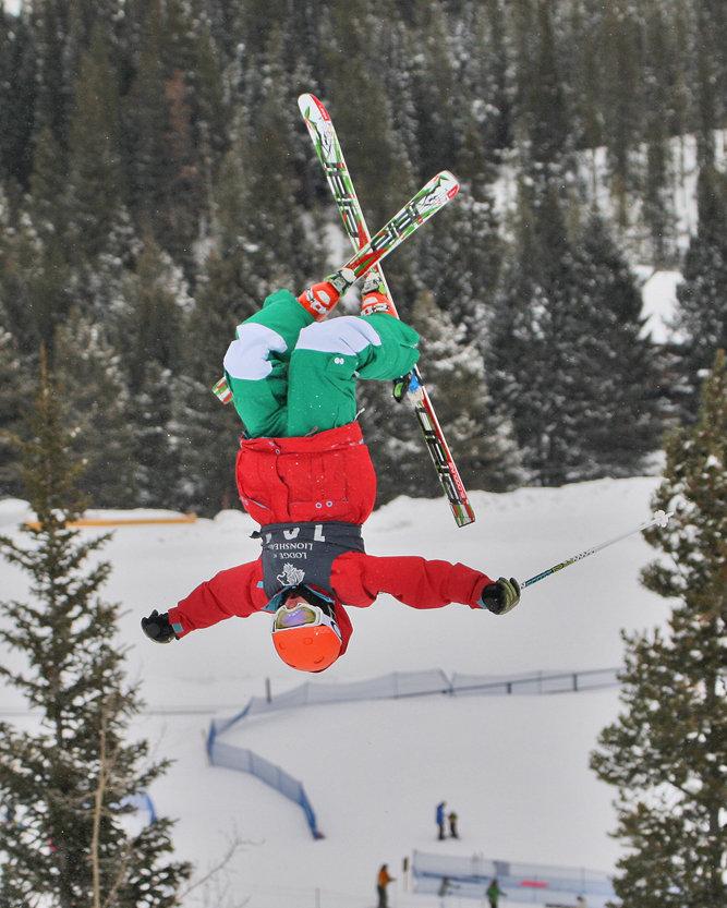 null - © Bob Wolf/Winter Sports Photos