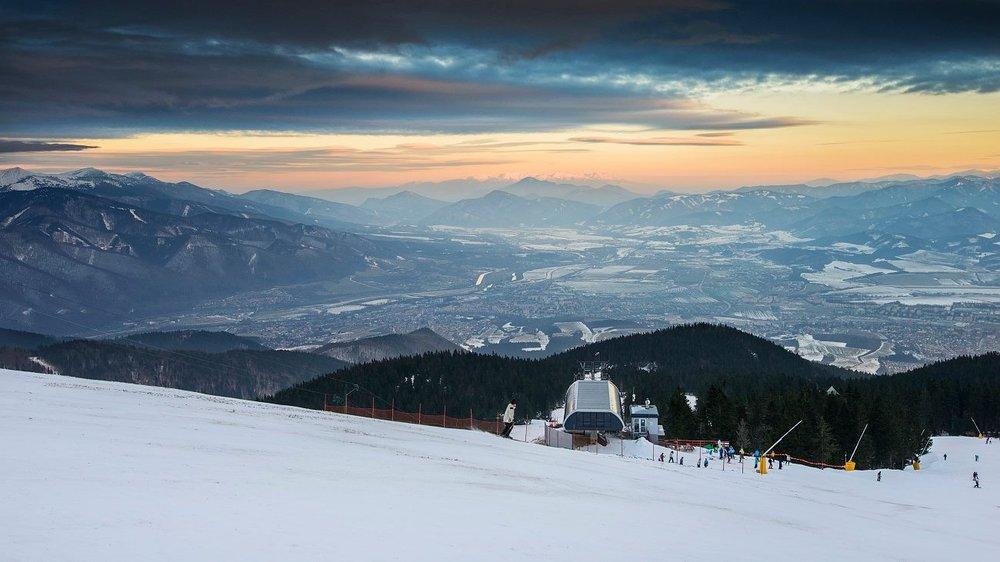 Winter Park Martinky, Slovakia - © Stanislav Hladký