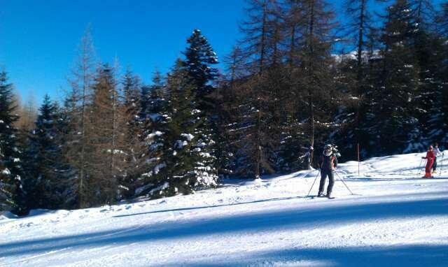 piste battute ma neve farinosa personalmente la preferisco più compatta ma chi ha la tavola gran divertimento su snowpark e pista scoiattolo lasciata non battuta