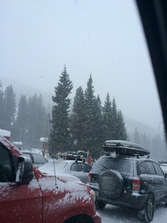800am and dumping... Get som;)