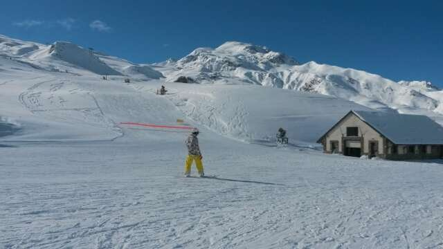 Amazing sun and powder snow at Formigal (Spain)!