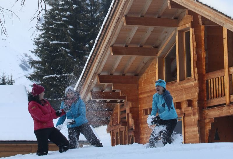 sejour ski debutant grand bornand - © Grand-Bornand Reservation
