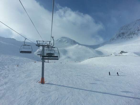 Great Conditions Today